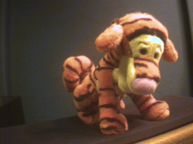 Affective Computing research project: The Affective Tigger